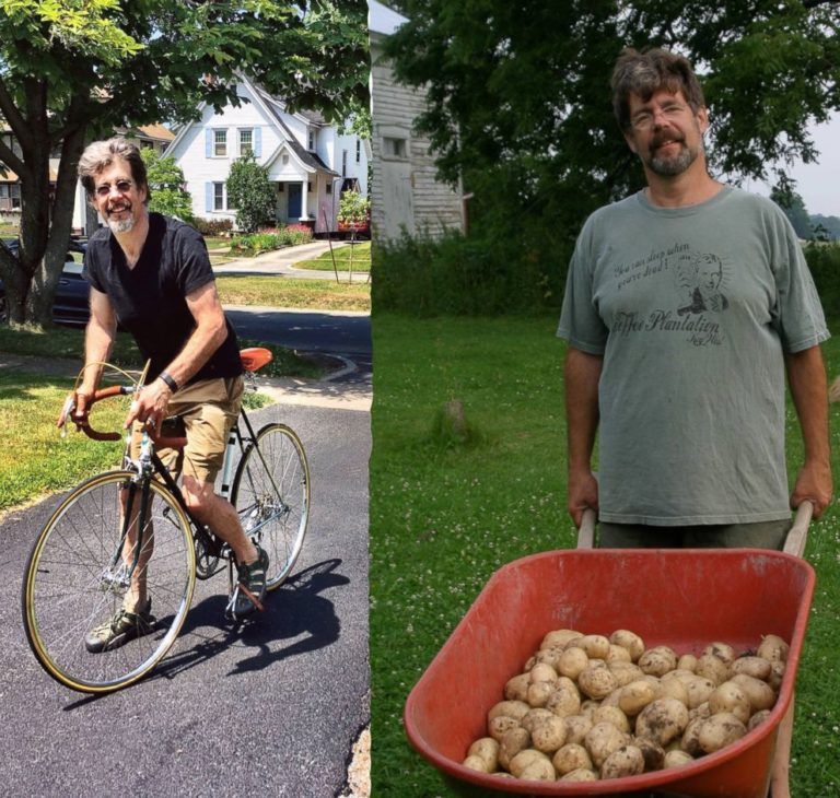 Teacher who had heart attack inspires 1,300 colleagues to try 10-day plant-based diet