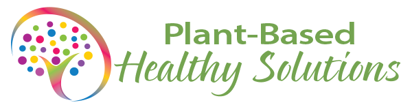 Plant Based Healthy Solutions logo for web