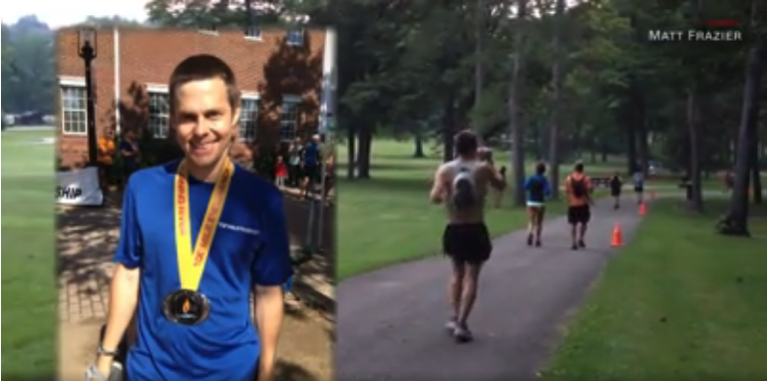 Weekend runner goes vegan and becomes an endurance athlete
