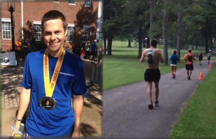 Matt Frazier - Vegan Endurance Runner