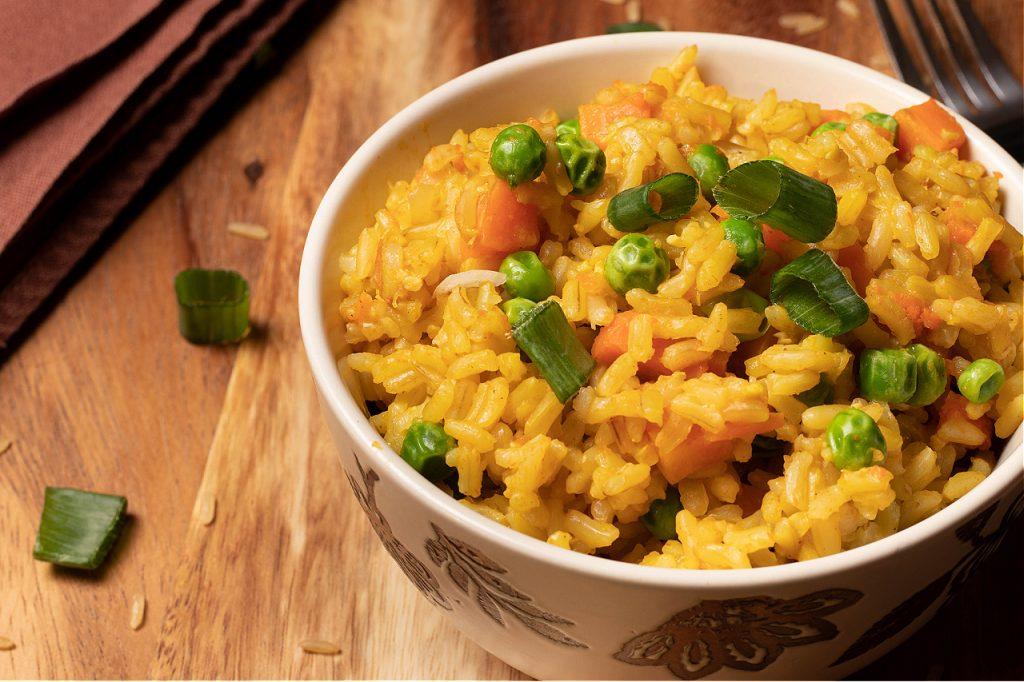 perfect-instant-pot-veggie-rice